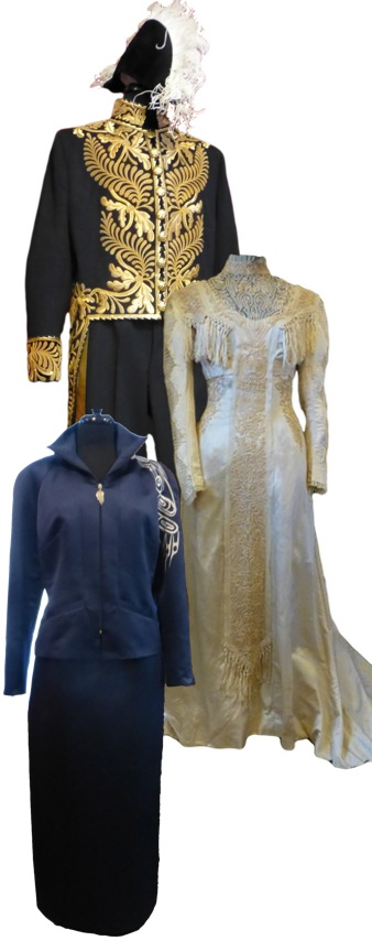 Photo of Three Costumes