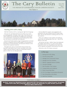 Cary Bulletin March 2016